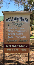 Bullanginya Lodge - 7 Banker St Barooga NSW 3644